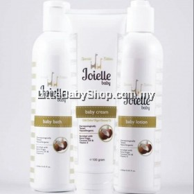 Joielle Baby VCO SET (Baby Bath+Baby Cream+Baby Lotion)