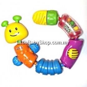 Fisher Price Snap-Lock Caterpillar (6+ Months)