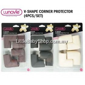 LUNAVIE V-Shape Corner Protector (4Pcs/Set)