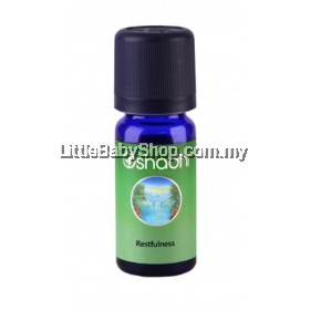 Oshadhi Synergy Blend Essential Oil, Restfulness 10ml