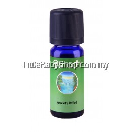 Oshadhi Synergy Blend Essential Oil, Anxiety Relief 10ml