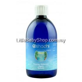 Oshadhi Rosemary Verbenone Hydrolat Organic 500ml