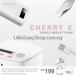 YOUHACherry X Single Electric Breast Pump