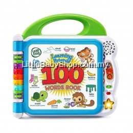 Leapfrog Learning Friends 100 Words Book (18-48mths)