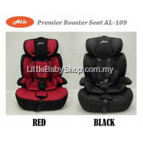 [PRE-ORDER] ALDO Booster Seat AL109 (Red/Black)