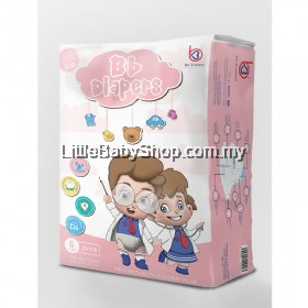 Bb Diapers Premium Tape Diapers ( Size S / M / L / XL /NB )