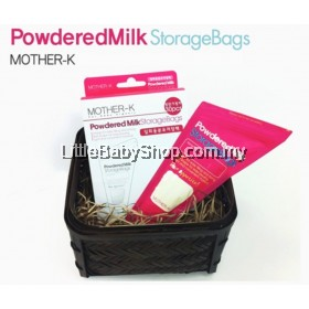 MOTHER-K Powdered Milk Storage Bags 30 pcs
