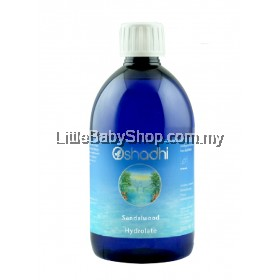 OSHADHI Sandalwood Hydrolate 500ml