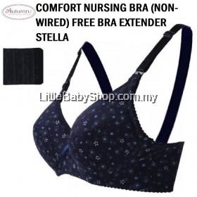 AUTUMNZ Comfort Nursing Bra (Non-Wired) Free Bra Extender - Stella