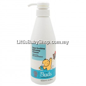 BUDS Super Soothing Hydrating Cleanser 425ml
