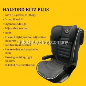 [PRE-ORDER] HALFORD Kitz Plus Isofix (15-36kg)