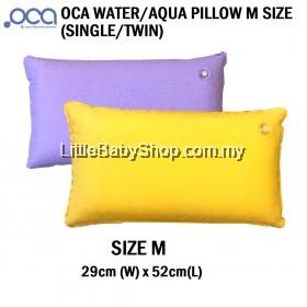 OCA Water / Aqua Pillow M (29cm x 52cm) (Single Pack/Twin Pack)