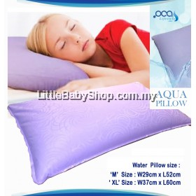 OCA Water Pillow M (29cm x 52cm) (Single Pack/Twin Pack)