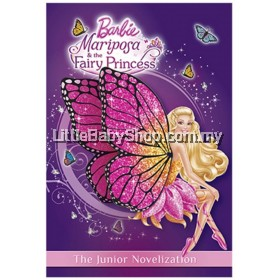 BARBIE Mariposa and The Fairy Princess The Junior Novelization