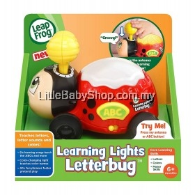 LEAPFROG Learning Lights Letterbugs