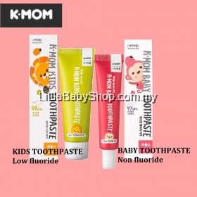 K-MOM Toothpaste (Baby/Kids)