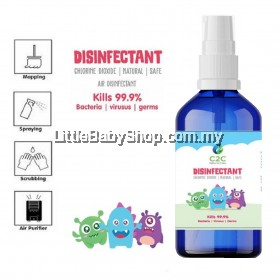 C2C Natural Care Disinfectant Sanitizer 200ml