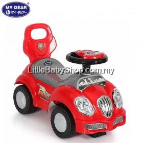 My Dear Cute Ride On Car 23089 - Red
