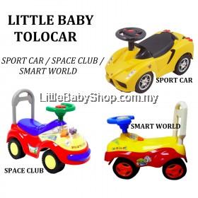 Little Baby Tolocar (Sport Car / Space Club / Smart World)
