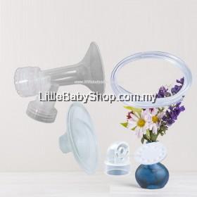 Trueeluv Gemini / Horigen Clature Breast Shield Set (with Tubing)