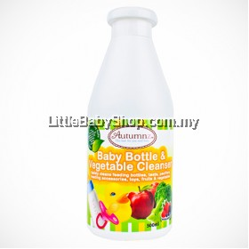 Autumnz : Baby Bottle & Vegetables Cleanser (500ml) *BEST BUY*