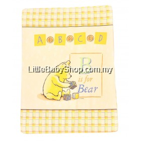 DISNEY Baby Cot Mattress Set (B is for Bear)