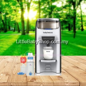 BABY BREZZA Formula Pro Advanced Baby Formula Dispenser with Free Gift
