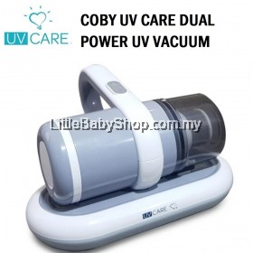 COBY UV Care Dual Power UV Vacuum