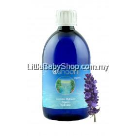 OSHADHI Lavender Highland Organic Hydrolate 500ml