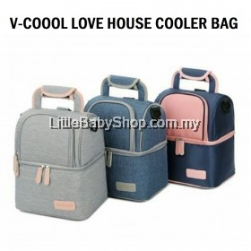 V-Coool Cooler Bag Love House