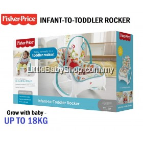 FISHER PRICE Infant-to-Toddler Rocker - Geo Diamonds (CMP83)