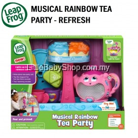 LEAPFROG Musical Rainbow Tea Party (Refresh)