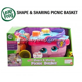 LEAPFROG Shapes & Sharing Picnic Basket (Refresh)