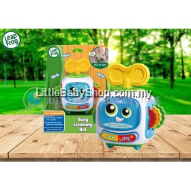 [GENUINE] LEAPFROG Busy Learning Bot (6m+)