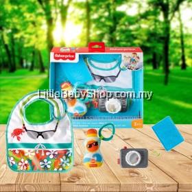 FISHER PRICE Tiny Tourist Gift Set (3m+)