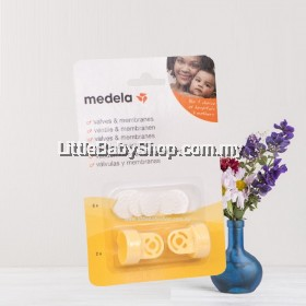 Medela Valves & Membranes Set (BEST BUY)