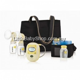 Medela: FreeStyle Double Electric Breast Pump With 2-Phase Expression