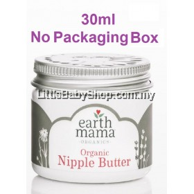 Earth Mama Organics Natural Nipple Butter (30ml)