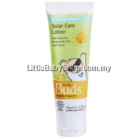 BUDS : Organic Solar Care Lotion 75ml