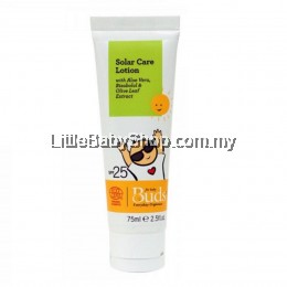 BUDS Solar Care Lotion 75ml