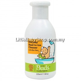 BUDS Everyday Head To Toe Cleanser 225ml