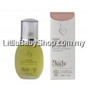 Buds Organic Breast Massage Oil 30ml