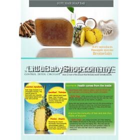 Sufu Soap Grow Hair Partner PREMIUM (Faster Hair Growth) From Japan