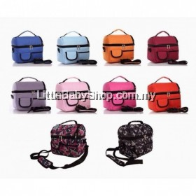 V-COOOL : DOUBLE LAYER COOLER BAG ( All 10 colors Available!  )