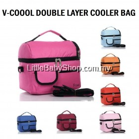 V-Coool Double Layer Cooler Bag