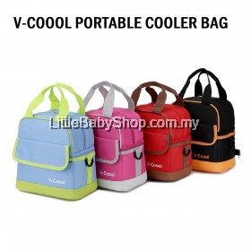 V-Coool Portable Cooler Bag (Double Layer)
