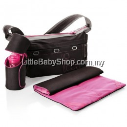 MAM : Mom Diaper Changing Bag by Meyota (PINK)