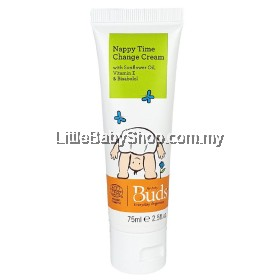 BUDS BEO Nappy Time Change Cream 75ml