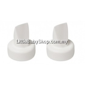 SPECTRA WHITE VALVE FOR SPECTRA M1/S1/S2/9PLUS (2PC)