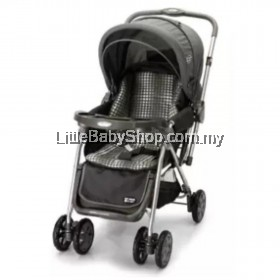 My Dear Baby Stroller 18036 Grey (Newborn - 18kg)